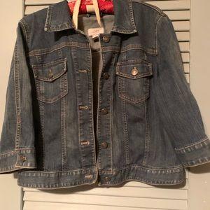 LOCT Blue Jean Jacket